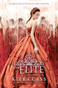 The Elite by Kiera Cass