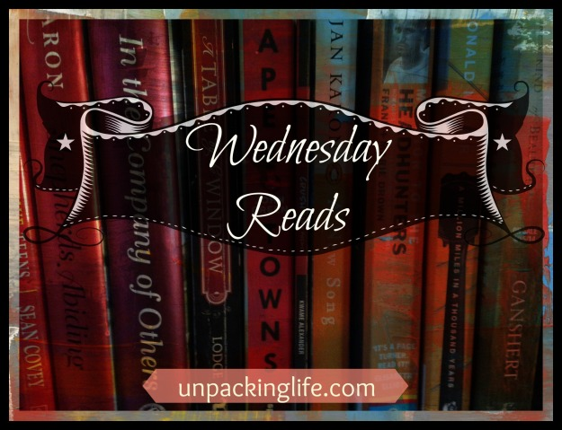 Wednesday Reads Wide